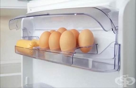 Не Съхранявайте Яйцата Във Вратата На Хладилника, Защото.... 10