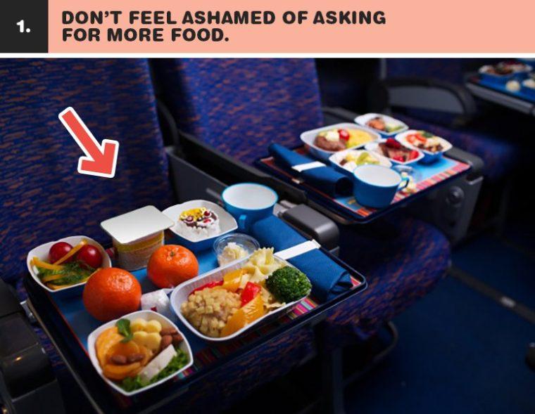 10 Шокиращи Тайни При Полет, За Които Пътниците Дори Не Знаят 12
