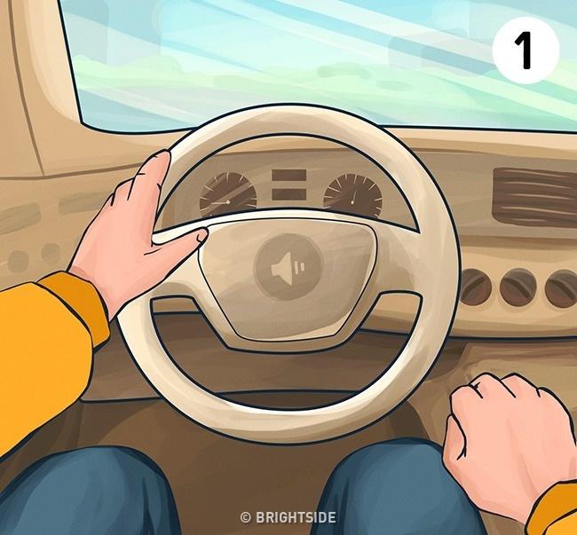Тест: Начинът, По Който Държите Волана, Може Да Каже Много За Вас 54