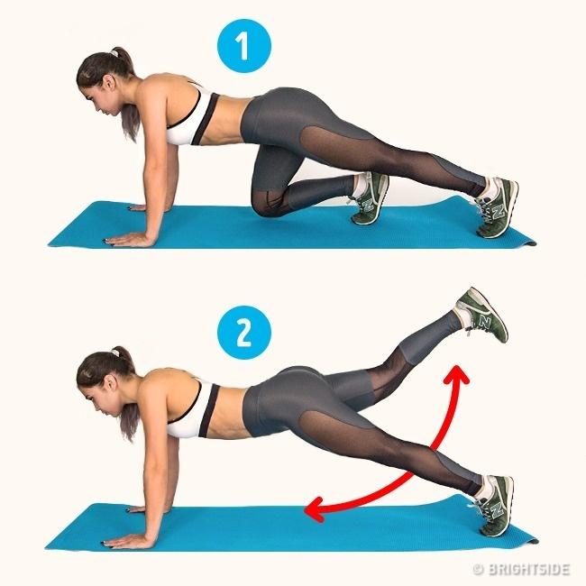 6 Упражнения, С Които За Две Седмици Да Се Отървете От Целулита 55