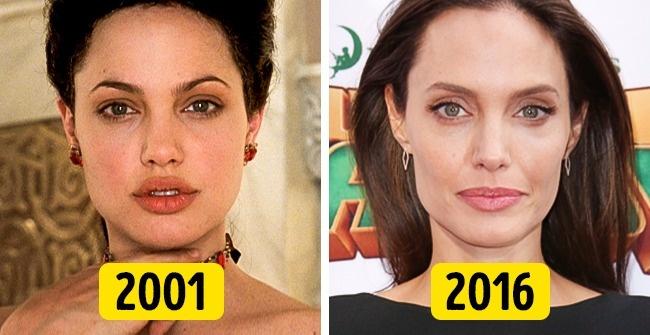 16 Зашеметяващи Холивудски Актриси Преди 20 Години И Сега 56