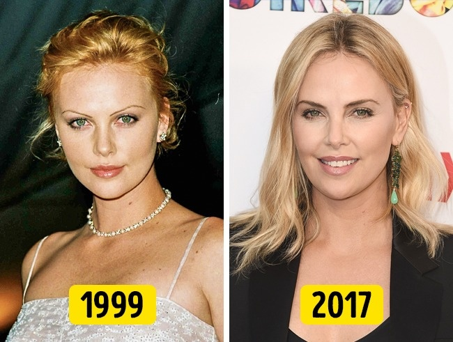 16 Зашеметяващи Холивудски Актриси Преди 20 Години И Сега 55