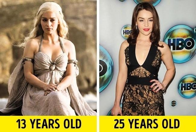 12 Актьора, Които Са Се Превърнали Блестящо В Много По-Млади Герои 55