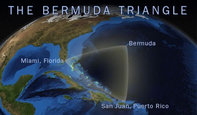 Учените Могат Най-Накрая Да Разкрият Най-Голямата Мистерия Зад Бермудския Триъгълник 19
