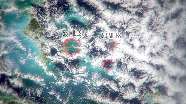 Учените Могат Най-Накрая Да Разкрият Най-Голямата Мистерия Зад Бермудския Триъгълник 59