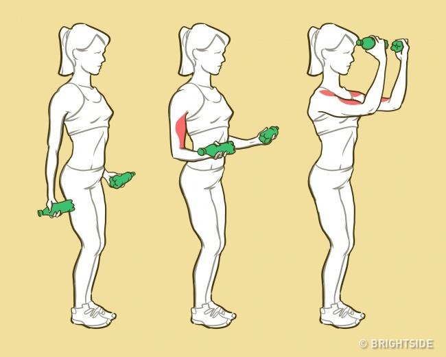 Направете Тези Бързи И Лесни Упражнения За Ръце Като На Супермодел 33