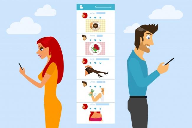 8 Доказателства, Че Фейсбук Знае, Кога Се Влюбвате 33