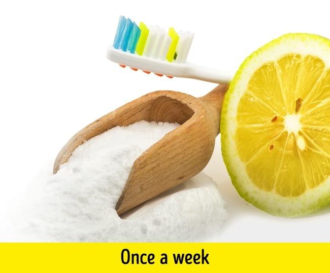 10-Те Най-Добри Начина За Естествено Избелване На Жълти Зъби У Дома! 35