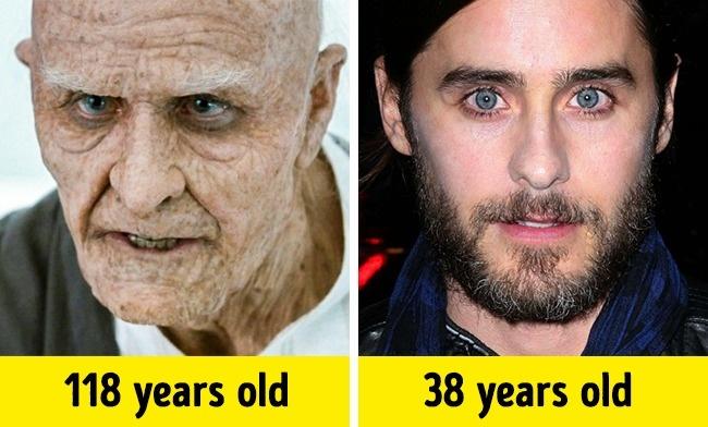 10 Актьори, Които Блестящо Изиграват Герои, Които Са Много По-Стари От Самите Тях 10