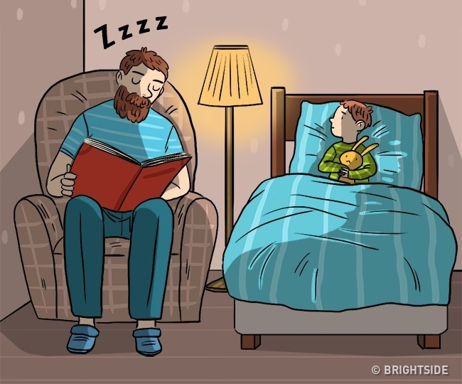 15 Смешни Kомикси За Това, Какво Означава Да Бъдеш Баща 33
