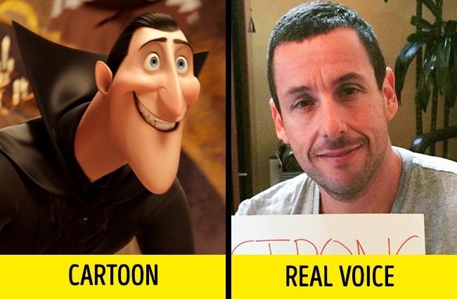 12 Гласове Зад Любимите Ни Анимационни Филми 33