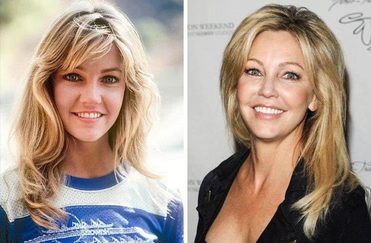 Най-Красивите Жени На Екран От 90-Те - Тогава И Сега 13