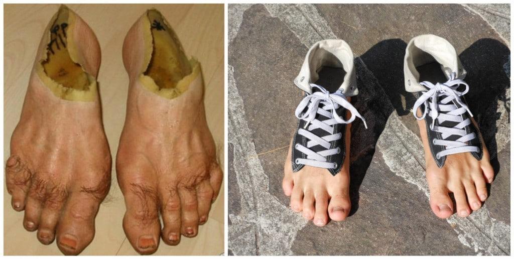 15 От Най-Странните И Смешни Обувки Някога, Които Ще Ви Шокират 10
