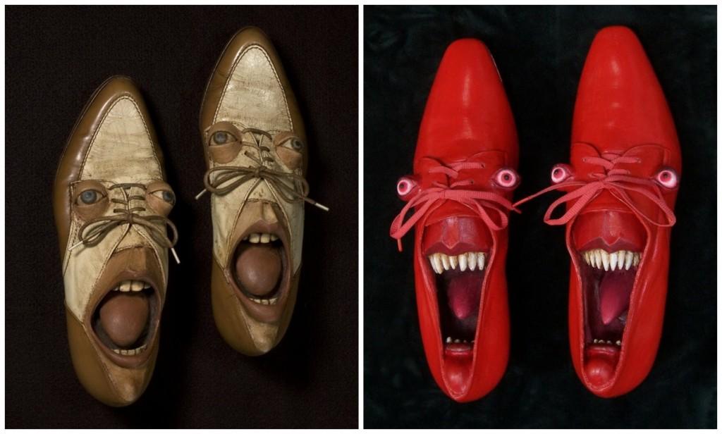 15 От Най-Странните И Смешни Обувки Някога, Които Ще Ви Шокират 18