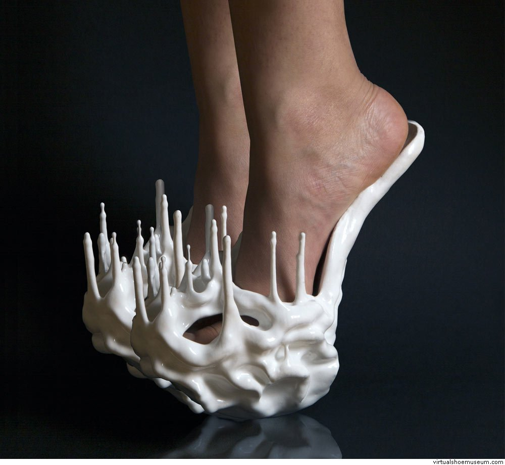 15 От Най-Странните И Смешни Обувки Някога, Които Ще Ви Шокират 42