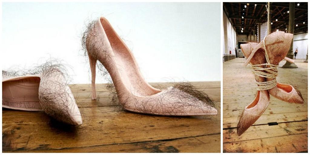 15 От Най-Странните И Смешни Обувки Някога, Които Ще Ви Шокират 46