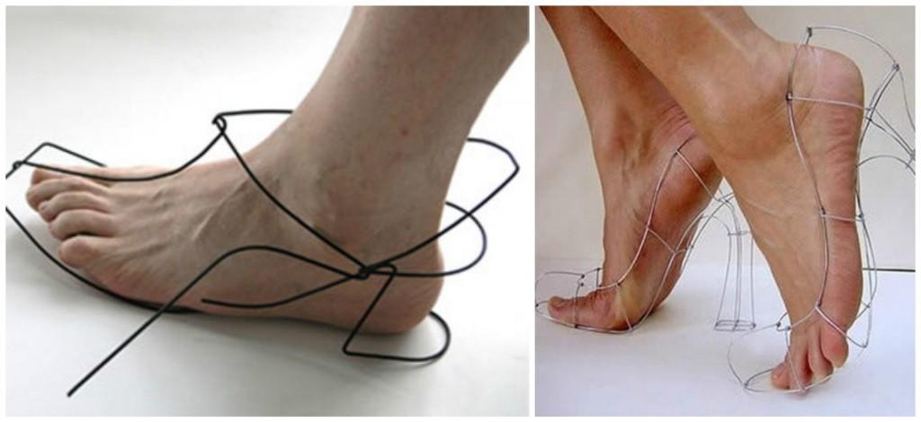 15 От Най-Странните И Смешни Обувки Някога, Които Ще Ви Шокират 34