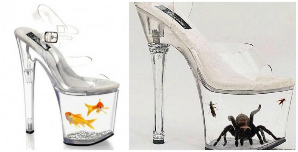 15 От Най-Странните И Смешни Обувки Някога, Които Ще Ви Шокират 37