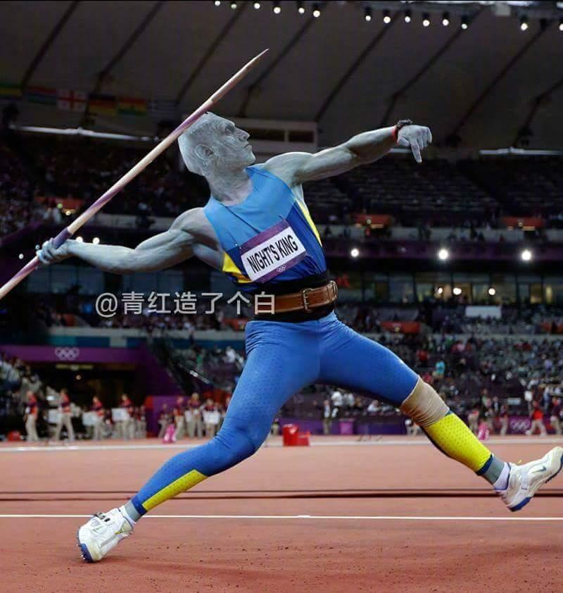 """Героите От """"Игра на тронове"""" На Олимпийските Игри 34"""