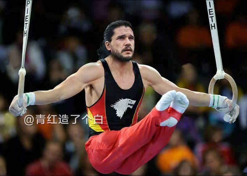 """Героите От """"Игра на тронове"""" На Олимпийските Игри 8"""