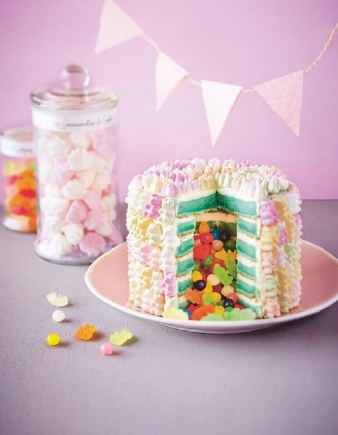 Уникални Сладкиши, Които Крият Изненади В Основата Си 8