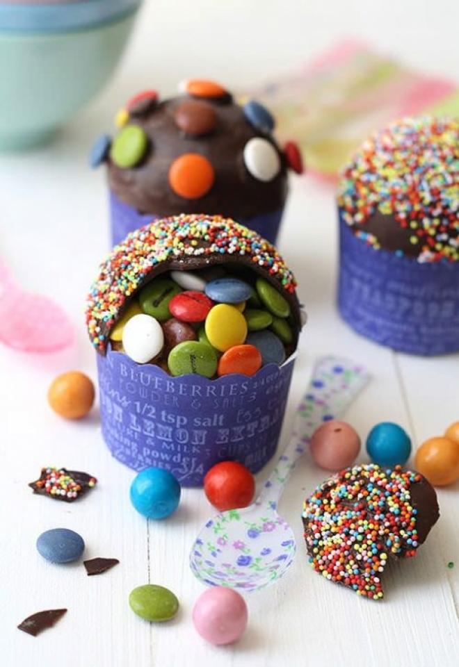 Уникални Сладкиши, Които Крият Изненади В Основата Си 10
