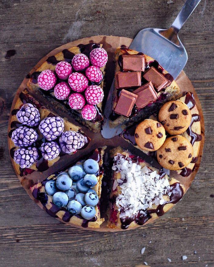 16-Годишен Веган Зашеметява Света Със Своите Великолепни Десерти И Закуски 33
