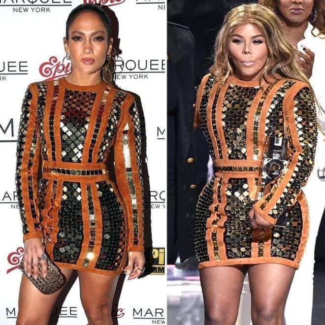 Тези знаменитости са облечени еднакво, но всъщност изглеждат по съвсем различен начин.. Защо ли? 41