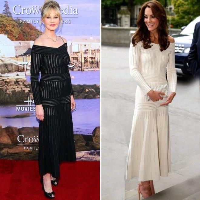 Тези знаменитости са облечени еднакво, но всъщност изглеждат по съвсем различен начин.. Защо ли? 35