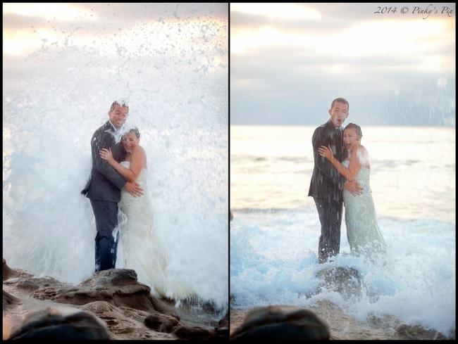 Най-добрите фотомомби, които направиха тези сватби още по-запомнящи се! 36