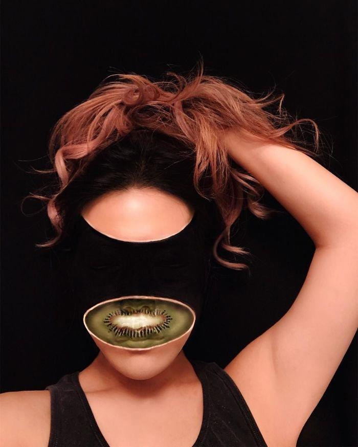 Запознайте се с кралицата на оптичните илюзии! Вижте магията на грима! 57