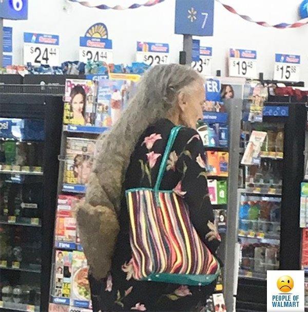 Когато отидеш да си напазариш в магазина и до теб застане някой от тези клиенти.. Как ще реагираш? 56