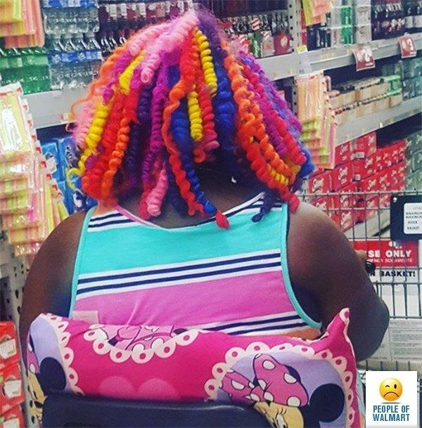 Когато отидеш да си напазариш в магазина и до теб застане някой от тези клиенти.. Как ще реагираш? 59