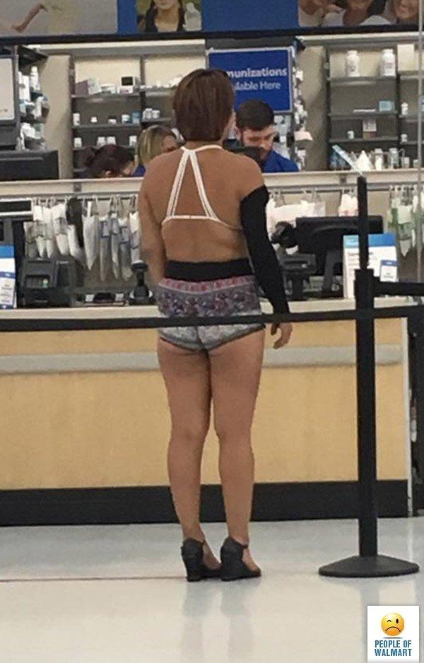Когато отидеш да си напазариш в магазина и до теб застане някой от тези клиенти.. Как ще реагираш? 60
