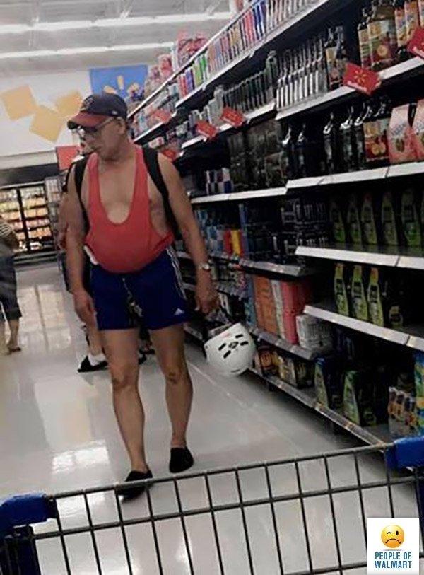 Когато отидеш да си напазариш в магазина и до теб застане някой от тези клиенти.. Как ще реагираш? 62