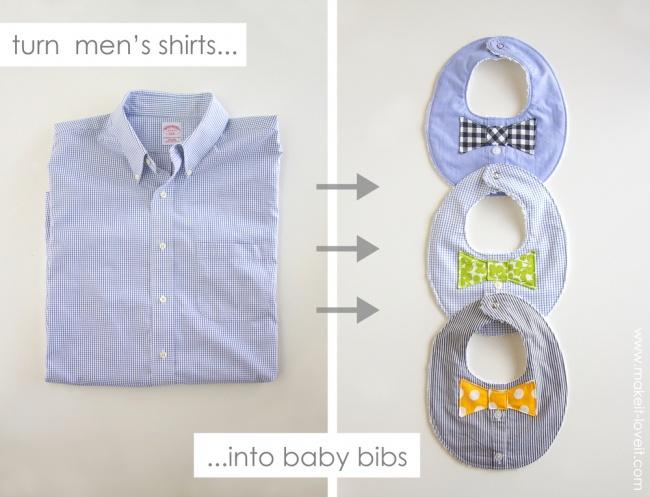Не изхвърляй старите си ризи, виж как може да ги трансформираш в нещо полезно и практично! 33