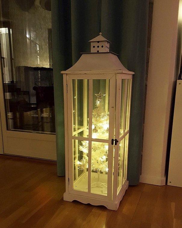Коледа идва.. Гениални идеи как да опазиш коледната елха от децата и домашните любимци.. 36