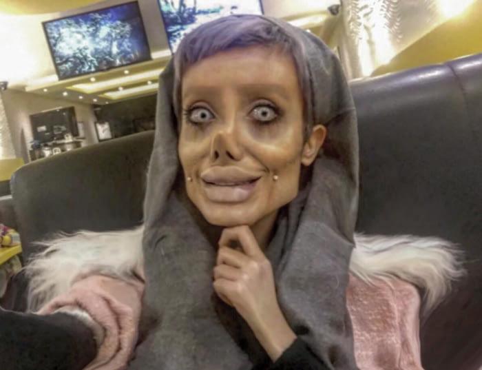 Тя мечтаеше да прилича на Анджелина Джоли и се подложи на 50 пластични операции, но ето какво стана! 67
