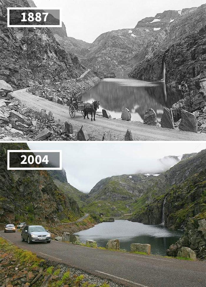 Няма да повярвате как се е променил светът само за няколко години.. Шокиращи кадри! 9