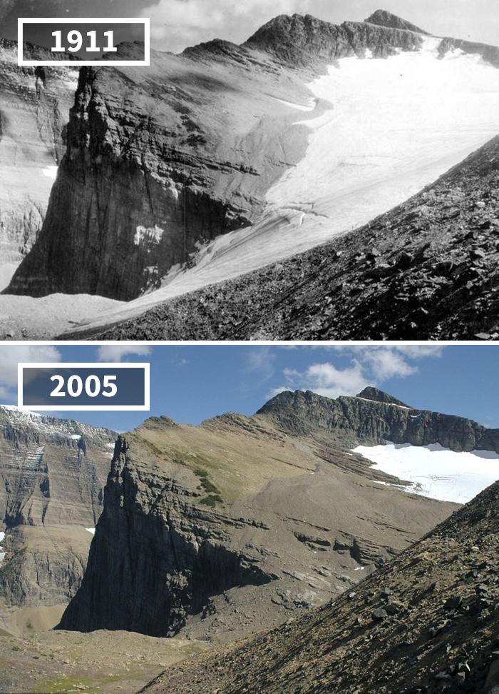 Няма да повярвате как се е променил светът само за няколко години.. Шокиращи кадри! 14