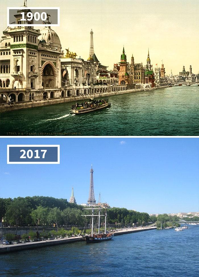 Няма да повярвате как се е променил светът само за няколко години.. Шокиращи кадри! 11