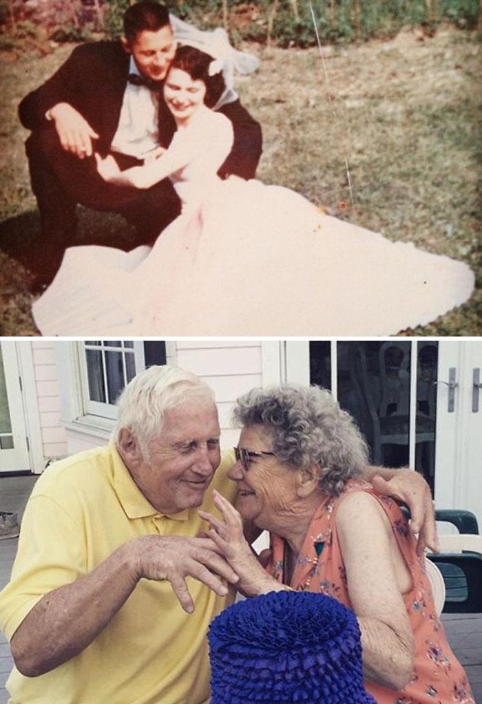 Тези снимки са доказателството, че вечната любов я има и е факт! Вижте кадрите! 58