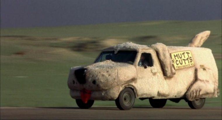 Внимание, това НЕ са животни, а автомобили на луди фенове, шокиращи кадри 59