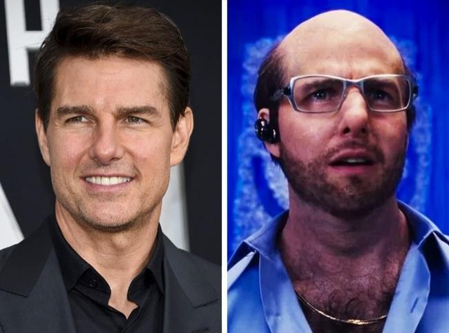 Няма да повярваш как се преобразиха тези актьори в ролите си.. Шокиращи разлики! 38