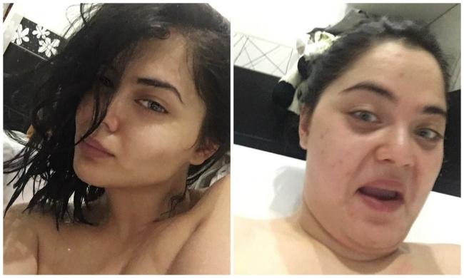 Тези 22 момичета демонстрираха тъмната страна на красивите снимки в социалните мрежи.. Шок! 14