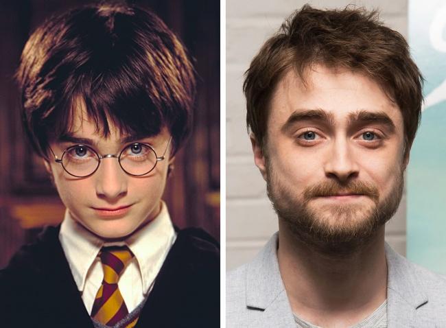 100% Няма да познаеш, как са изглеждали тези известни личности като малки! 13