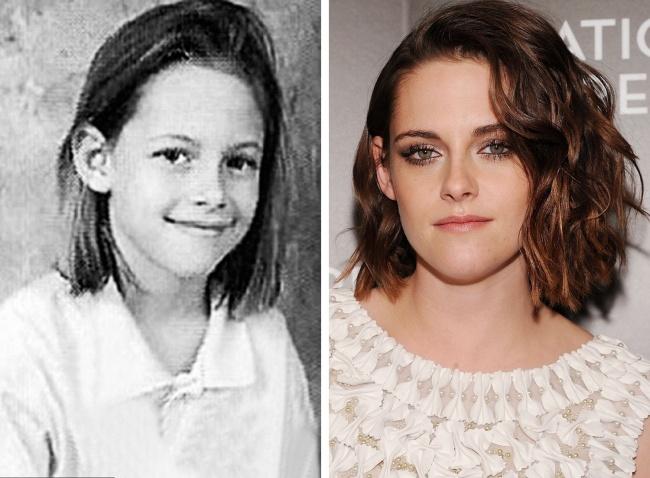100% Няма да познаеш, как са изглеждали тези известни личности като малки! 10