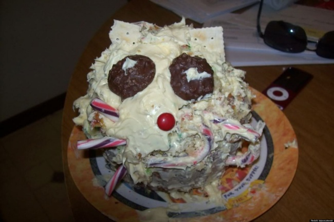 Шокиращи торти, на които вкусът им май е доста по-добър, отколкото вида 61