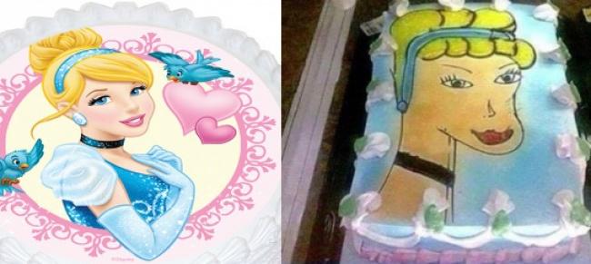 Шокиращи торти, на които вкусът им май е доста по-добър, отколкото вида 55