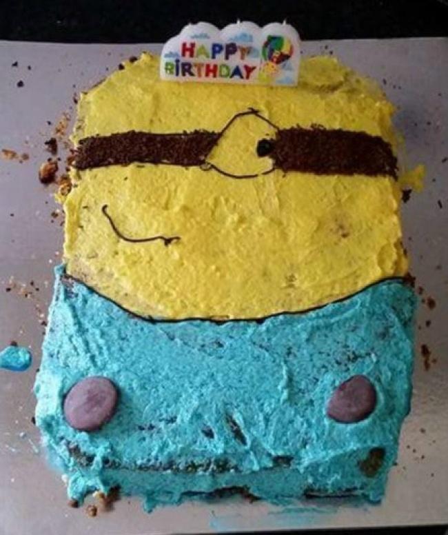 Шокиращи торти, на които вкусът им май е доста по-добър, отколкото вида 54